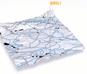 3d view of Qırılı