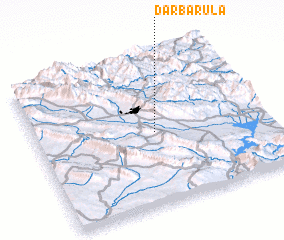 3d view of Dārbarūla