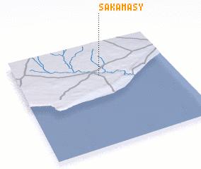 3d view of Sakamasy