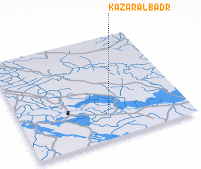 3d view of Kazār Āl Badr