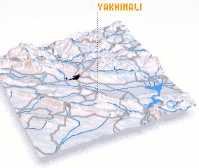 3d view of Yākhī Mālī