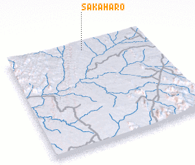3d view of Sakaharo
