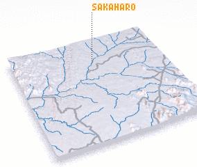 3d view of Sakaharo