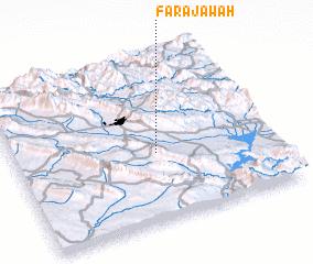 3d view of Faraj Āwah