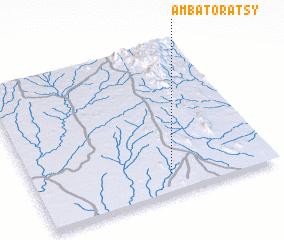 3d view of Ambatoratsy