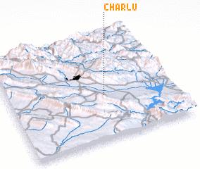 3d view of Chārlū