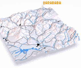 3d view of Qarababa