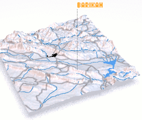 3d view of Bārīkah