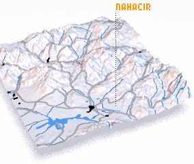 3d view of Nǝhǝcir