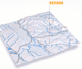 3d view of Beraha