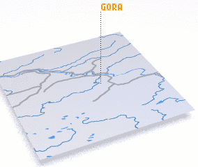 3d view of Gora