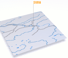 3d view of Sura