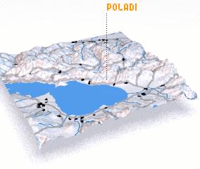 3d view of Poladı