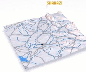 3d view of Shāwāzī