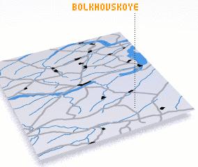 3d view of Bolkhovskoye
