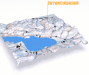 3d view of Zǝyǝm Cırdaxan