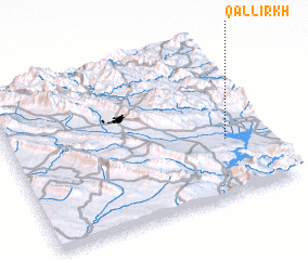 3d view of Qallirkh