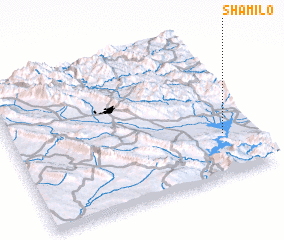 3d view of Shamilo