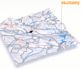 3d view of Hājī Nāmiq
