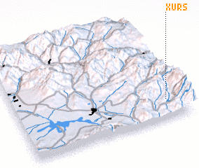 3d view of Xurs