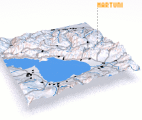 3d view of Martuni