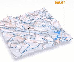 3d view of Dalēn