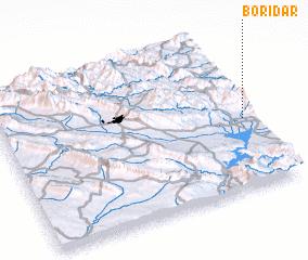 3d view of Bōrīdar