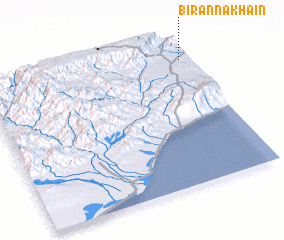 3d view of Bi'r an Nakha'īn