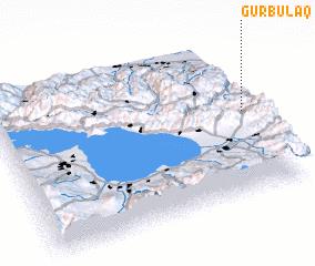 3d view of Gürbulaq