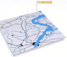 3d view of Studënka