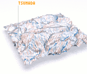 3d view of Tsumada