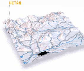 3d view of Ketam