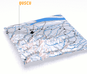 3d view of Quşçu