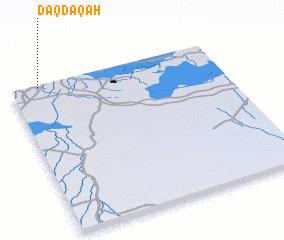 3d view of Daqdaqah