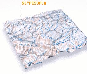 3d view of Seyf-e Soflá