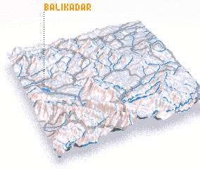 3d view of Bālīkadar