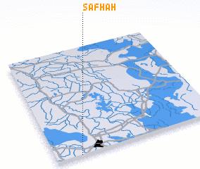 3d view of Şafḩah