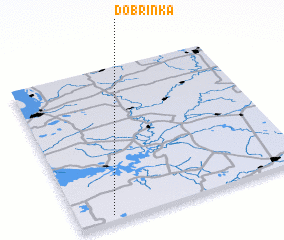 3d view of Dobrinka