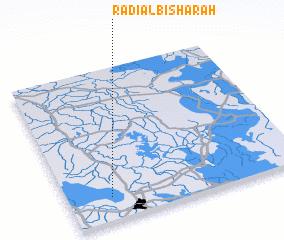 3d view of Rāḑī al Bishārah