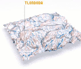 3d view of Tlondoda