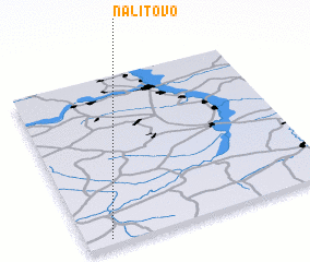 3d view of Nalitovo