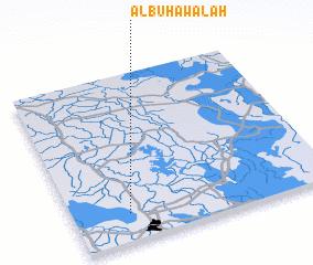 3d view of Ālbū Ḩawālah
