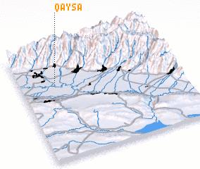 3d view of Qaysa