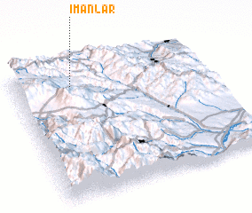 3d view of İmanlar