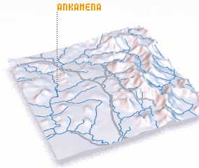 3d view of Ankamena