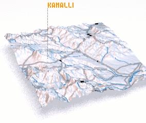 3d view of Kamallı
