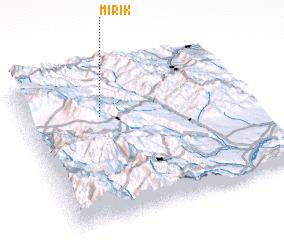 3d view of Mirik