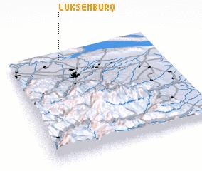 3d view of Lüksemburq