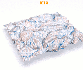 3d view of Ieta