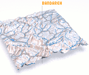 3d view of Bandareh